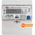 Счётчик электроэнергии 1Ф НЕВА МТ 124 AS O 5(60)A регион 54