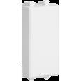 Заглушка модульная, `Avanti`, `Белое облако`, 1 модуль