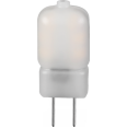 Лампа светодиодная (LED) капсульная d10мм G4 270° 1.5Вт 220-240В матовая тепло-белая 3000К Navigator
