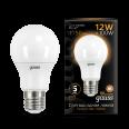 Лампа Gauss LED A60 12W E27 1150lm 3000K