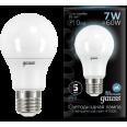 Лампа Gauss LED A60 E27 7W 710lm 4100K