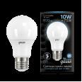 Лампа Gauss LED A60 10W E27 920lm 4100K