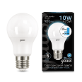 Лампа Gauss LED A60 10W E27 920lm 4100K step dimmable