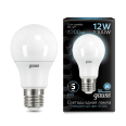 Лампа Gauss LED A60 12W E27 1200lm 4100K