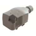 Отводной блок с выбором фазы с предохр., N/L+L4/L5, 6P/6P+6P, 16A