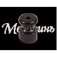 Изолятор из искусственной керамики для монтажа витого провода, цвет - коричневый, D18,5х24мм, кол-во жил: 2-3, 50 шт /уп, ТМ `МезонинЪ`