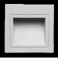 Светильник встраив. cветодиод. (LED) 6x3Вт 100-240В IP20 белый 70лм 4000К Jazzway