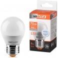 Лампа LED 25S45GL8E27 Шар 8Вт 4000К E27