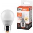 Лампа LED 25Y45GL8E27 Шар 8Вт 3000К E27