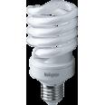 Лампа энергосберегающая (КЛЛ интегрированная) «спираль» d60мм E27 30Вт 230В тепло-белая 2700К/827 10000ч Navigator