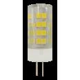 Jazzway Лампа PLED-G4 5w 2700K 400Lm 175-240V (пластик d15*47мм)