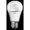 Cветодиодная лампа Parathom Advanced А60 10W (замена60Вт),теплый белый свет, прозрачная колба, E27, диммируемая
