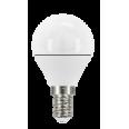 Светодиодная лампа LED STAR ClassicP 5,4W (замена 40Вт),теплый белый свет, матовая колба, Е14