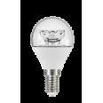 Светодиодная лампа LED STAR ClassicP 5,4W (замена 40Вт),теплый белый свет, прозрачная колба, Е14