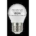 Светодиодная лампа LED STAR ClassicP 5,4W (замена 40Вт),теплый белый свет, прозрачная колба, Е27