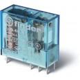 Миниатюрные PCB-реле выводы с шагом 5мм Контакты AgCdO 1CO 16A катушка DC