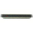 БРП 19` 10A с индикацией Вых: 8хC13, Вх:C14X2м