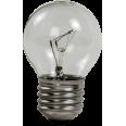 Лампа накаливания ШАР P45 прозрачный 40Вт Е27 ASD