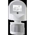 Датчик движения инфракрасный ДД-008-W 1200Вт 180 градусов12м IP44 белый LLT