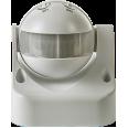 Датчик движения инфракрасный ДД-009-W 1200Вт 180 градусов12м IP44 белый LLT