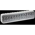 Светильник светодиодный СБА 8032С 24LED наклейкой `ВЫХОД`