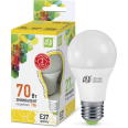 Лампа LED-А60-econom 7W/3000К 220В Е27 600Лм ASD