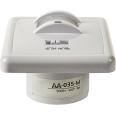 Датчик движения инфракрасный ДД-035-W оптико-акустический 500Вт 160 градусов 9м IP20 белый LLT