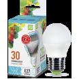 Лампа LED-ШАР 3.5W/4000К 220В Е27 300Лм ASD