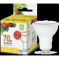 Лампа светодиодная LED-JCDRC 7.5Вт 220В GU10 3000К 600Лм ASD