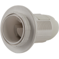 Патрон Е27-ППК пластиковый с прижимным кольцом LLT