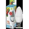 Лампа LED-СВЕЧА-standard 7.5Вт 160-260В Е14 4000К 600Лм ASD