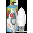 Лампа LED-СВЕЧА-standard 7.5Вт 160-260В Е27 4000К 600Лм ASD