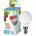 Лампа LED-ШАР-standard 7.5Вт 160-260В Е14 4000К 600Лм ASD