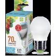 Лампа LED-ШАР-standard 7.5Вт 160-260В Е27 4000К 600Лм ASD