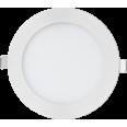 Панель светодиодная круглая RLP-eco 1841 18W 160-260В 4000К 1440Лм 225/205мм БЕЛАЯ ASD