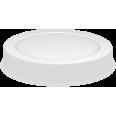 Панель светодиодная круглая NRLP-eco 1845 18W 160-260В 4000К 1440Лм 225мм БЕЛАЯ накладная ASD
