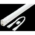 Светильник светодиодный СПБ-Т5Д 10Вт 230В 4000К 800лм IP40 900мм с датчиком движения IN HOME