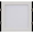 Панель светодиодная квадратная SLP-eco 18Вт 220В 4000К 1260Лм 225х225х23мм белая IP40
