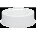 Панель светодиодная круглая NRLP-eco 0845 8W 160-260В 4000К 640Лм 120мм БЕЛАЯ накладная ASD
