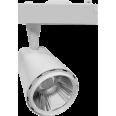 Светильник светодиодный трековый TR-03 10Вт 220В 4000К 900Лм 76x95x145мм белый IP40 LLT