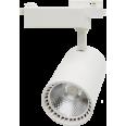 Светильник светодиодный трековый TR-04 10Вт 220В 4000К 900Лм 80x129x182мм белый IP40 LLT