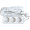 Удлинитель 3G-5-SMART 3-х местн 10А с з/к 5м 8335 IN HOME