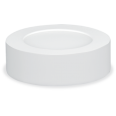 Панель светодиодная круглая NRLP-eco 6Вт 220В 4000К 420Лм 120мм белая накладная IP40 IN HOME