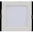 Панель светодиодная квадратная SLP-eco 12Вт 220В 4000К 840Лм 171х171х23мм белая IP40