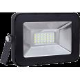 Прожектор СДО-07-10 светодиодный черный IP65 ASD