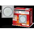 Светильник встраиваемый GX53R-SC-standard металл под лампу GX53 230В КВАДРАТ хром IN HOME