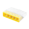 Строительно-монтажная клемма СМК 772-205 (4штук/упаковка) IN HOME