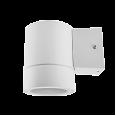 Светильник уличный односторонний ЦИЛИНДР-1П-GX53 пластик под лампу GX53 230B белый IP65 IN HOME
