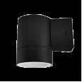 Светильник уличный односторонний ЦИЛИНДР-1П-GX53 пластик под лампу GX53 230B черный IP65 IN HOME
