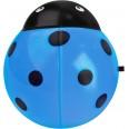 Ночник светодиодный NLA 07-BB ЖУЧОК синий с выключателем 230В IN HOME